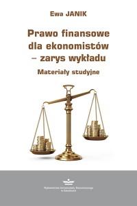 Prawo finansowe
